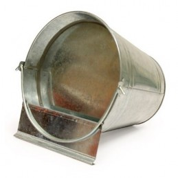 Metalen ligemmer 12 liter