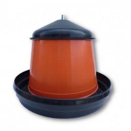 Kunststof voerautomaat 5 - 10 kg