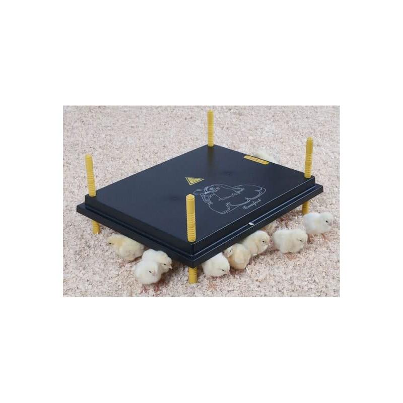 Kuiken warmteplaat 40 x 50 cm 50 Watt