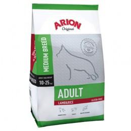 Arion hond Original adult Medium lam & rijst 12 kg