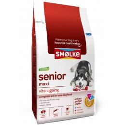 Smølke Hond Senior Maxi 12 kg