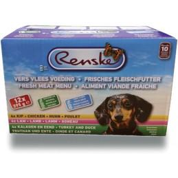 Renske hond adult vers mixdoos 12x395 gram