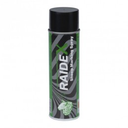 Merkspray Raidex schaap 500ml groen
