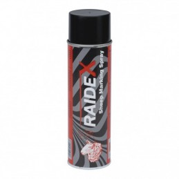 Merkspray Raidex schaap 500ml rood