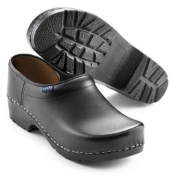 Sika 124 schoenklomp zwart