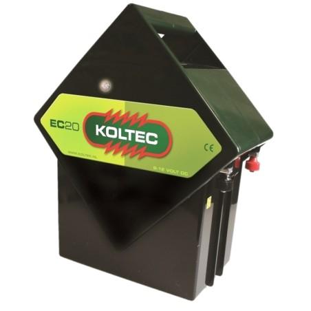 Batterij schrikdraadapparaat EC20