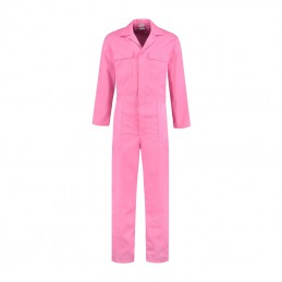 Roze overall dames
