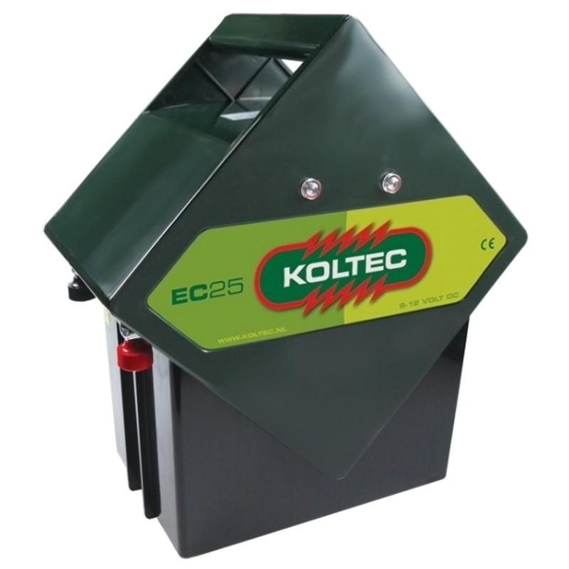 Batterij schrikdraadapparaat EC25