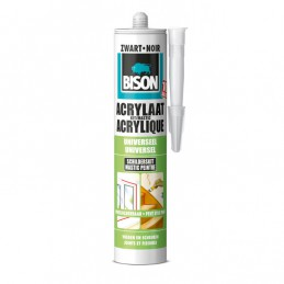 Bison acrylaatkit zwart 310 ml