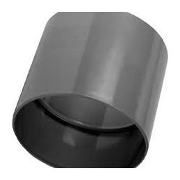 PVC lijmmof 200 mm