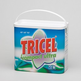 Compact Ultra Tricel wasmiddel 5,5 kg