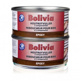 Bolivia Epoxy Houtrotvuller 2-componenten 1 kg