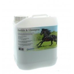 Antiklit & Glansspray 5 liter