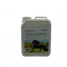 Agrivet lijnzaadolie paard 2.5 liter