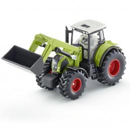 Claas tractor met voorlader 1:50