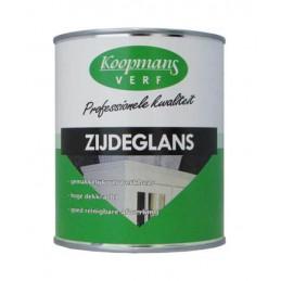 Koopmans zijdeglans 25 groen 250 ml