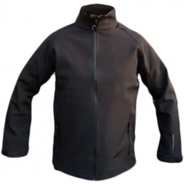 Heren softshell jas 60250 zwart