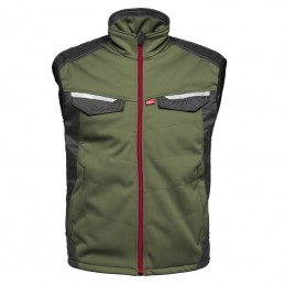 Attitude bodywarmer 50184 Charcoal groen
