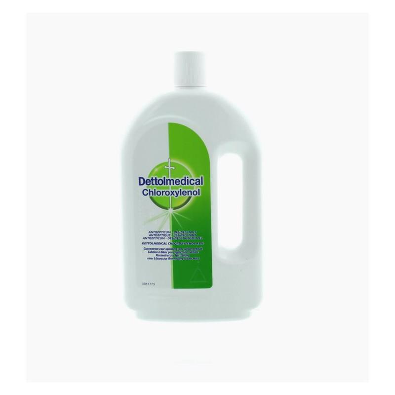 Dettol Chloroxylenol 48mg 1 liter