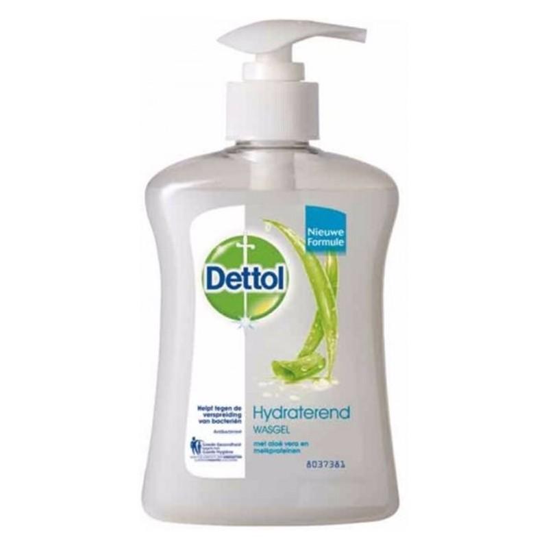 Dettol hydraterende wasgel handzeep