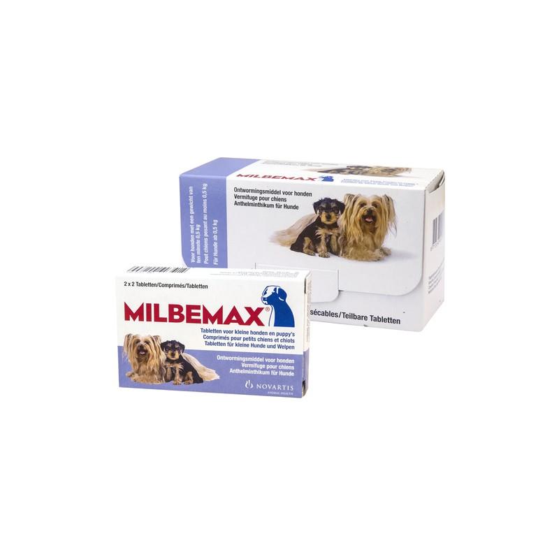 Milbemax ontwormingsgtablet puppy / kleine hond 50 st
