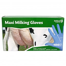 Maxi Milking Gloves XL 9-10