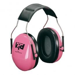 Gehoorbeschermer Peltor kinderen roze