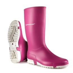 Dunlop Sportlaars roze