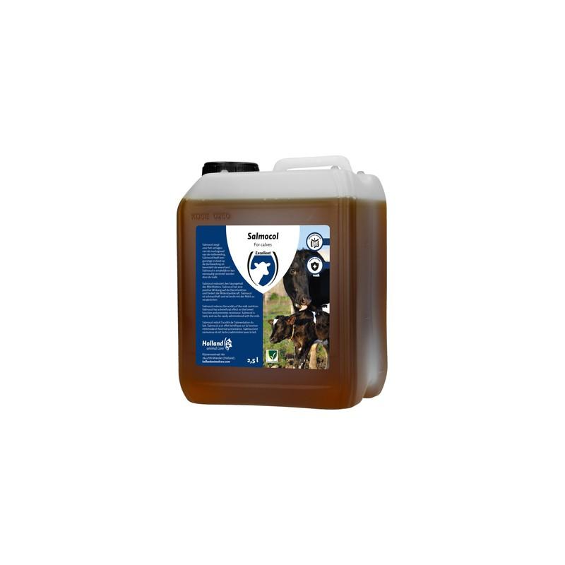 Salmocol voor kalveren 2.5 liter