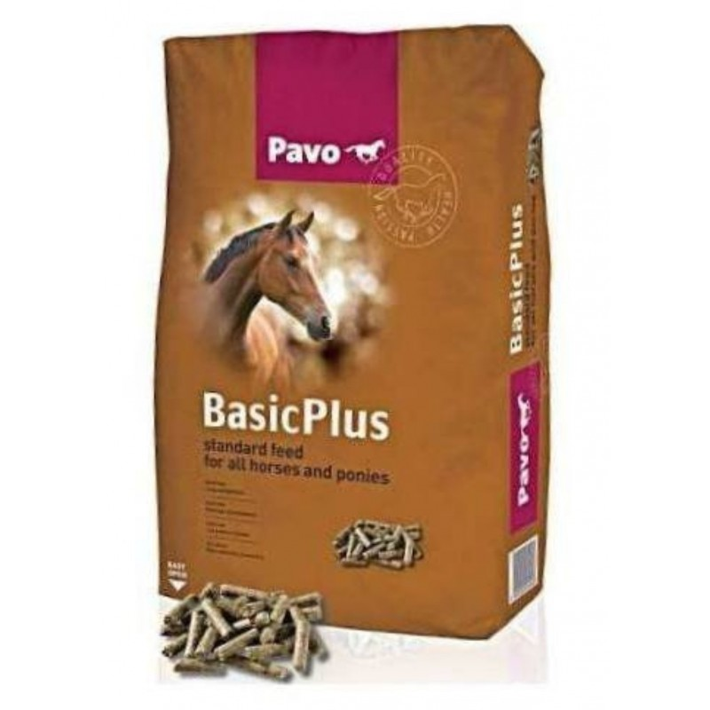 Pavo Basic Plus 20 kg