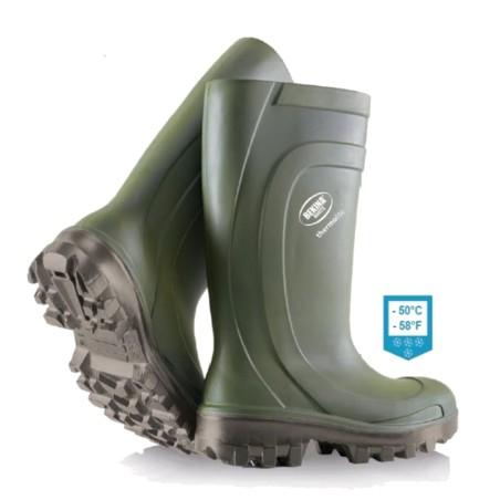 Bekina werklaars Thermolite IceShield S5 groen