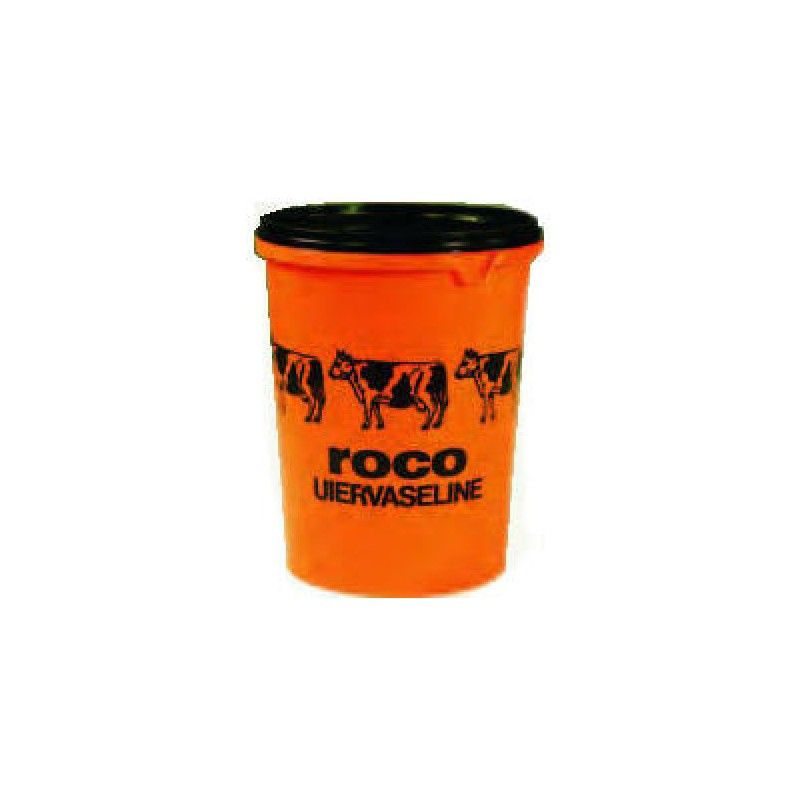 Uiervaseline Roco geel 1 liter