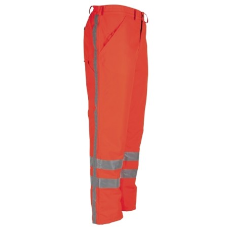 Signalisatie werkbroek 8417 fluor oranje