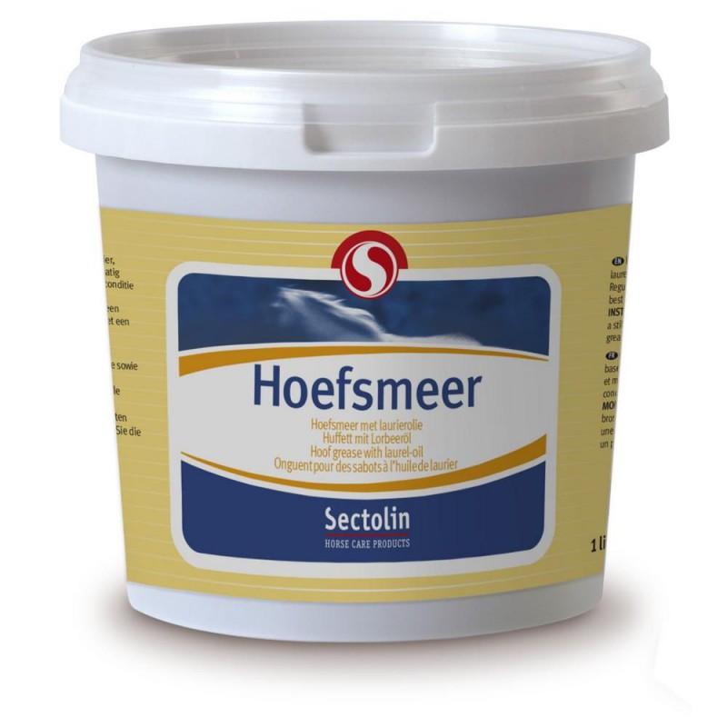 Hoefsmeer zwart 1 liter