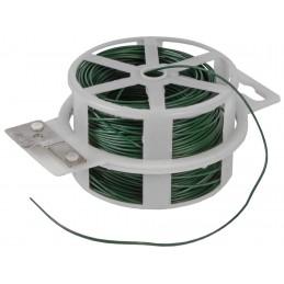 Binddraad geplastificeerd 50 mtr 1,2 mm