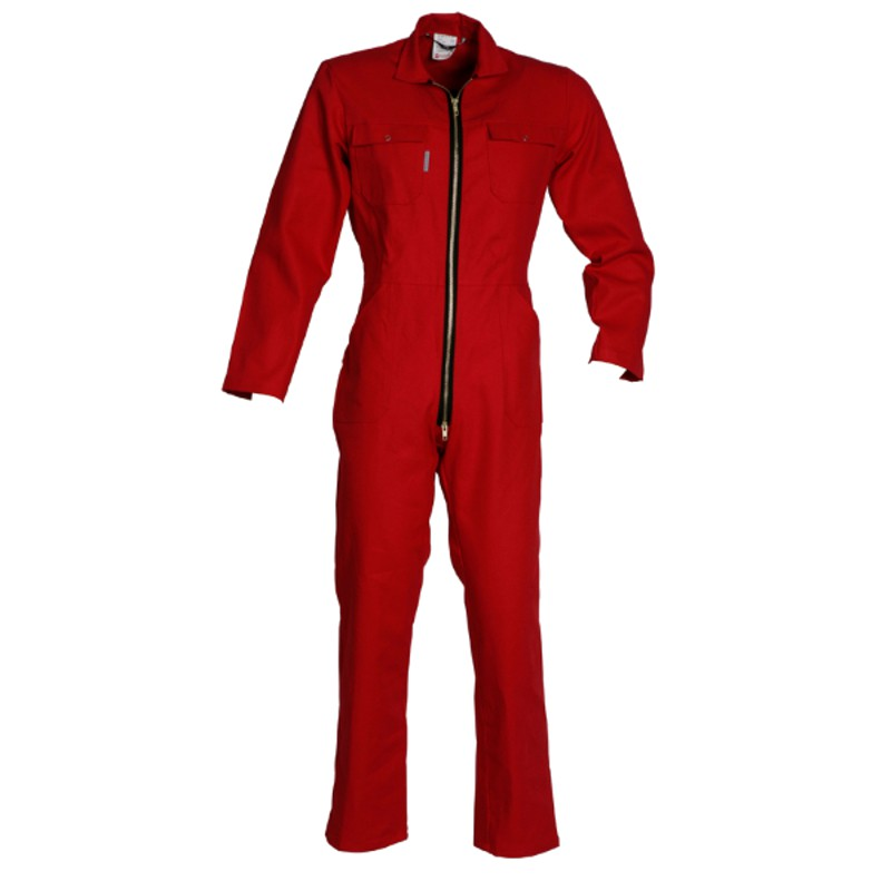 Havep Rally kinderoverall 2161 rood
