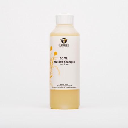 Go vlo kruiden shampoo hond & kat 250ml