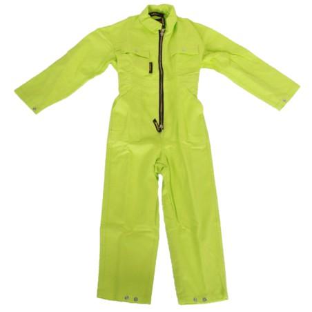 Kinder rally overall Lime