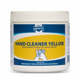 Handcleaner yellow 600 ml