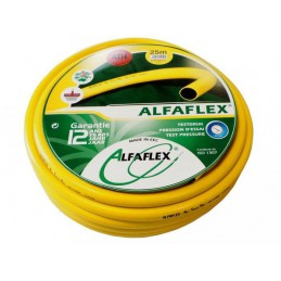 "Alfaflex tuinslang geel 1/2"" (12,5mm ) 25 m"