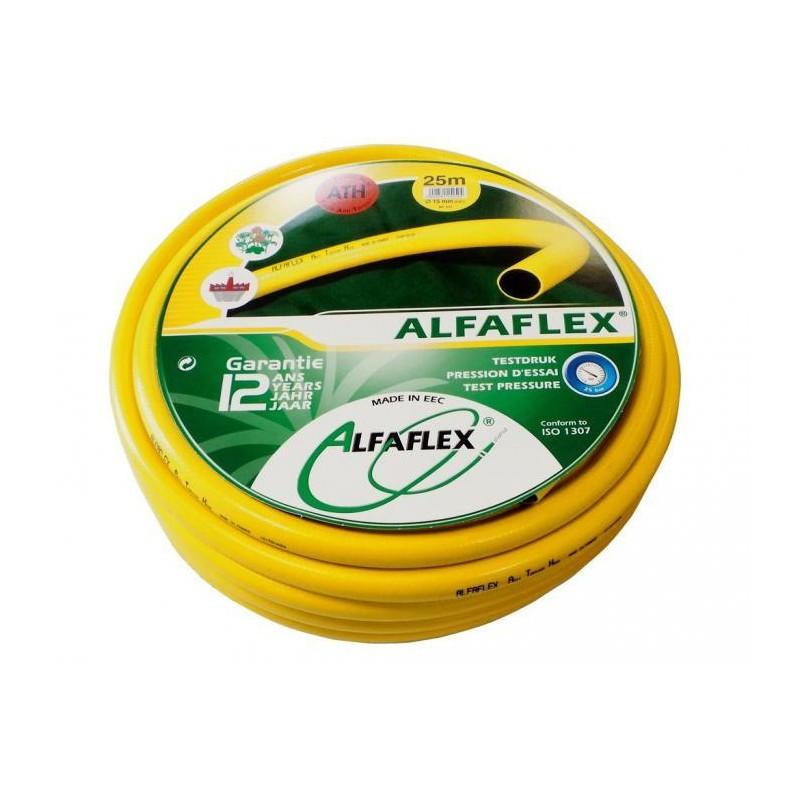 """Alfaflex tuinslang geel 3/4"""" (19mm ) 50 m"""