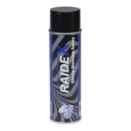 Merkspray Raidex schaap 500ml blauw