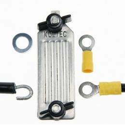 Aansluitset voor lint met HS-kabel