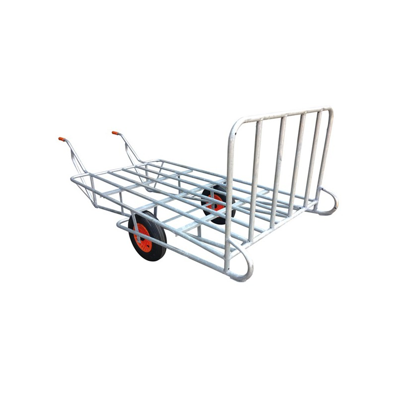 Ramenwagen 185 x 100 cm met 2 wielen