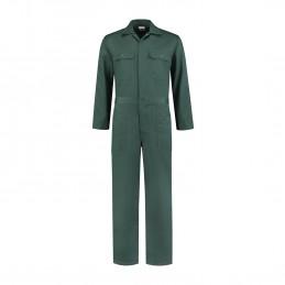 Kuipers overall polyester / katoen groen