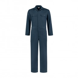 Kuipers overall polyester / katoen marine