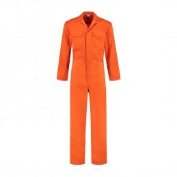Kuipers overall polyester / katoen oranje