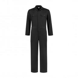 Kuipers overall polyester / katoen zwart