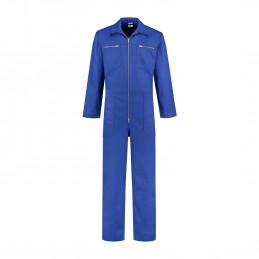 Kuipers kinderoverall polyester / katoen korenblauw