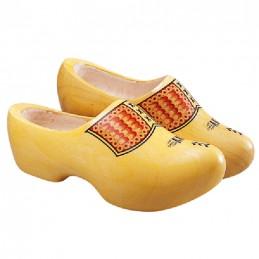 Klomp peppel geel geïmpregneerd